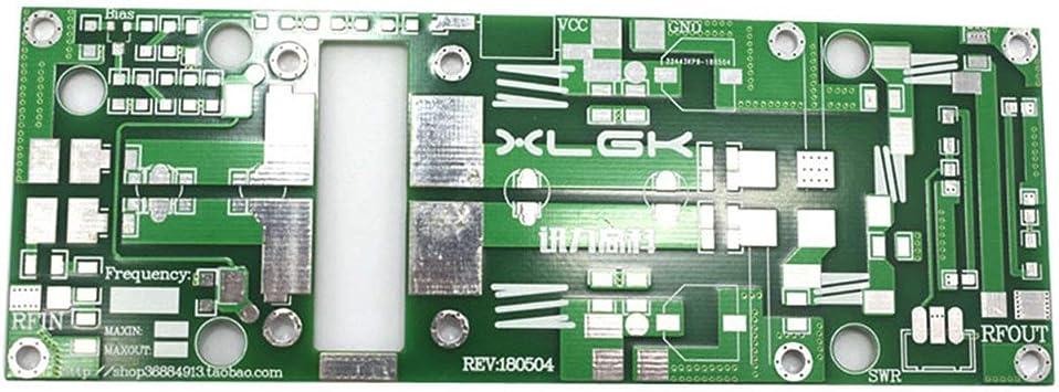 HONZIRY 100W UHF 400-470MHZ Amplificador Tablero del Amplificador ...