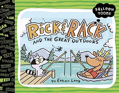 Balloon Toons: Rick & Rack and the Great Outdoors by Brand: Blue Apple Books (Image #1)