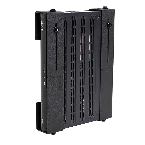 amazon hideit uni m patented adjustable set top box mount Xfinity Cable Box hideit uni m patented adjustable set top box mount playstation bracket