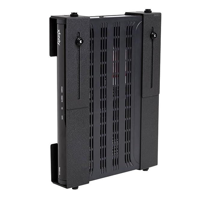 Amazon.com: HIDEit Uni-M | Patented Adjustable Set-top Box Mount ...