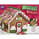 Build It Yourself Wilton Gingerbread House Decorating Kit