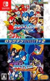 Capcom Rockman Classics Collection 1 +2 Megaman NINTENDO SWITCH JAPANESE IMPORT REGION FREE