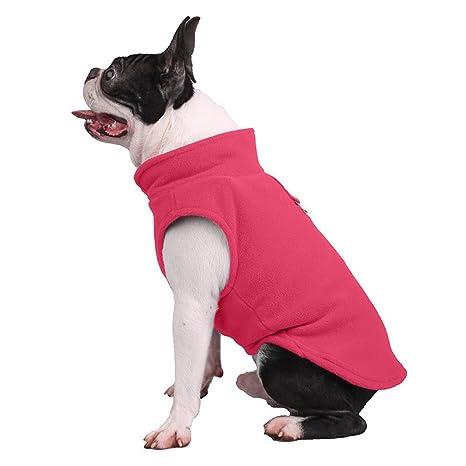 feiling Franela Vest Perros Arnés del Perro Camiseta de Primavera ...