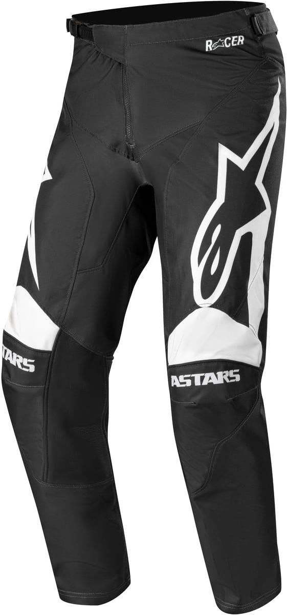 32 Alpinestars 2020 Racer Pants Black//Bright RED Supermatic