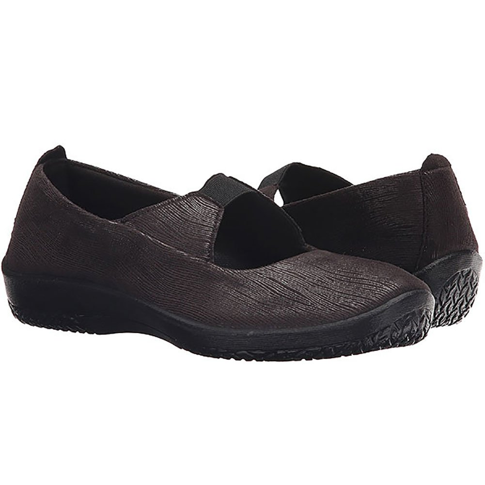 Arcopedico 4671 Leina Womens Pumps Shoes 39 Black Flare Size