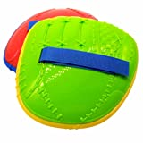 Velcro Paddle Catch Ball Set Toss and Catch Sports