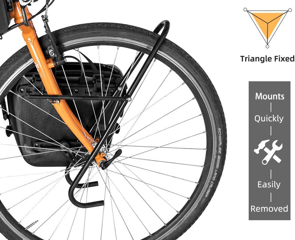 ROCKBROS Alforjas Trasera Impermeable para Portaequipajes de Bicicleta MTB Carretera 12-16L de Asiento con Correa de Hombro Ciclismo: Amazon.es: Deportes y aire libre
