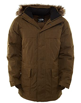 The North Face Chaqueta de Parka McMurdo II para Hombre ...