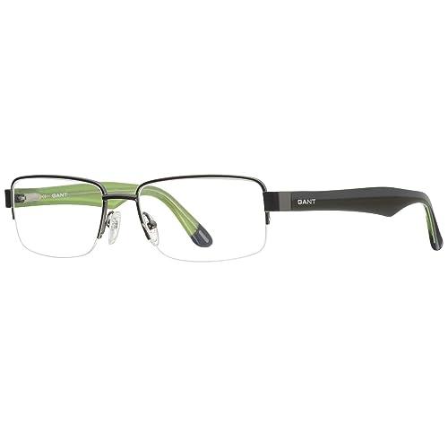 Gant Brille G 104 SGUN 54 Gestell Glasses Frame Herren UVP 135EUR