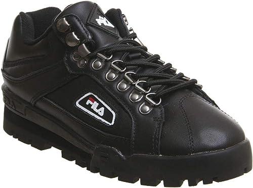 Fila Trailblazer Herren Stiefel Schwarz: : Schuhe
