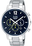 Alba Watch for Men, Analog, Stainless Steel - AT3C53X1