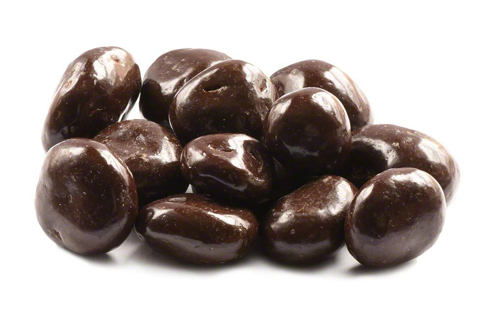 Dark Chocolate Covered Cherries (1lb Bag)