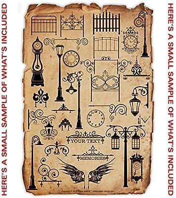 Arte de la pared decal-sticker clipart-vinyl Cutter Plotter images ...
