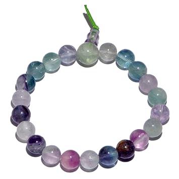Amazon.com: Ad abalorio de 8 mm. con perlas naturales de ...