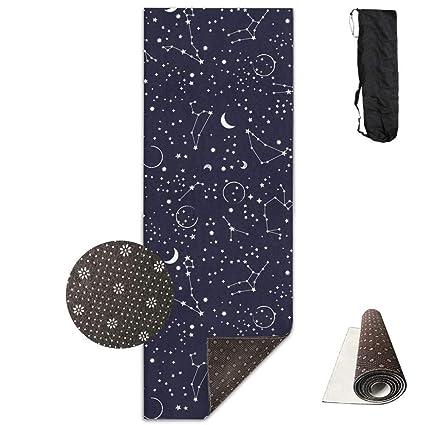 Amazon.com: AAA.Yongfugui Space Galaxy,Eco-Friendly Non-Slip ...