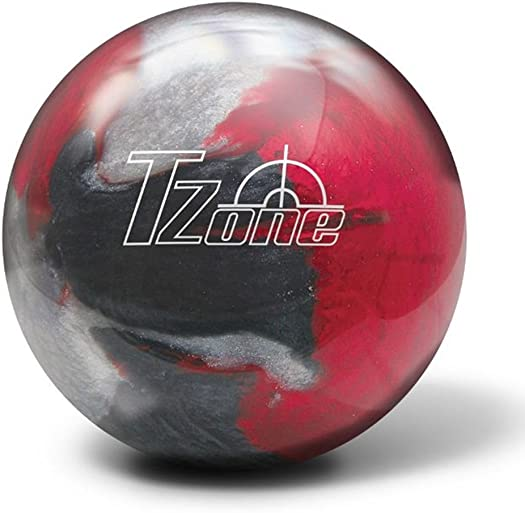 Brunswick T-Zone PRE-DRILLED Bowling Ball- Scarlet Shadow