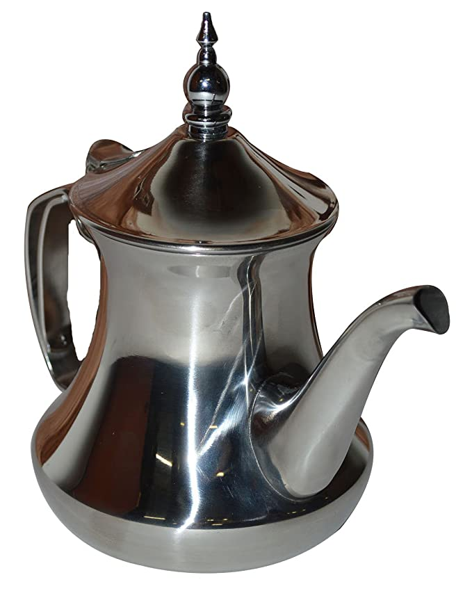 Amazon.com: Tea Serving - Tetera marroquí para servir té (36 ...