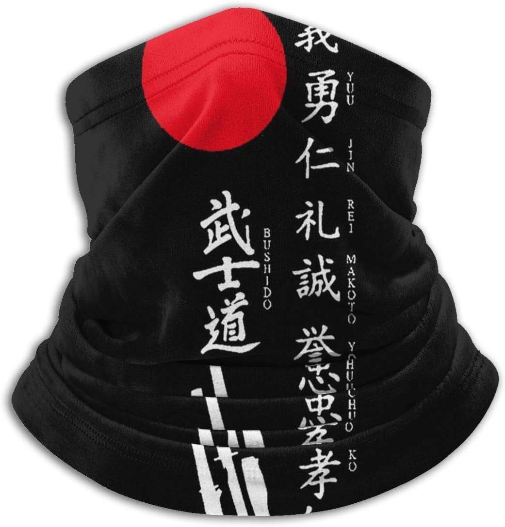 12-En 1 Pañuelo,Kanji Japonés Samurai Bushido.Jpg ...