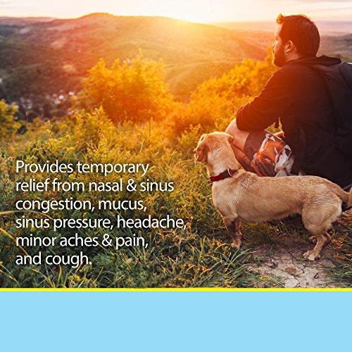 Alka-Seltzer Plus Severe Sinus, Cold & Cough Liquid Gels
