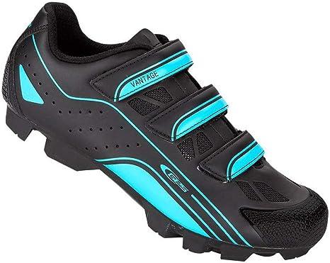 GES - Zapatillas de ciclismo para bicicleta de montaña, color ...