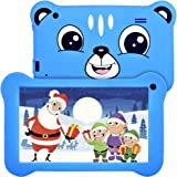 Tablet for Kids, 7 inch Kids Tablet Android 9.0 2GB 16GB Learning Tablet with IPS Eye Protection Screen Dual Camera WiFi GMS
