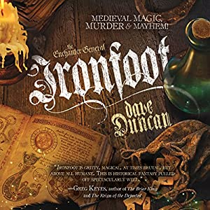 Ironfoot Audiobook