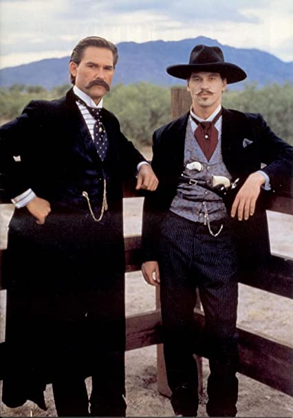 Amazoncom Historical Photo Collection 8 X 10 Photo Wyatt Earp