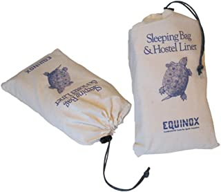 product image for Equinox Youth Sleeping Bag and Hostel Liner