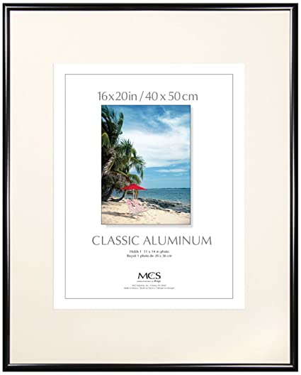 d85232b8b05 Image Unavailable. Image not available for. Color  MCS 22x28 Inch Aluminum  Poster Frame