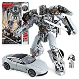 "Buy ""Hasbro Transformers: The Last Knight Premier Edition Deluxe Cogman"" on AMAZON"