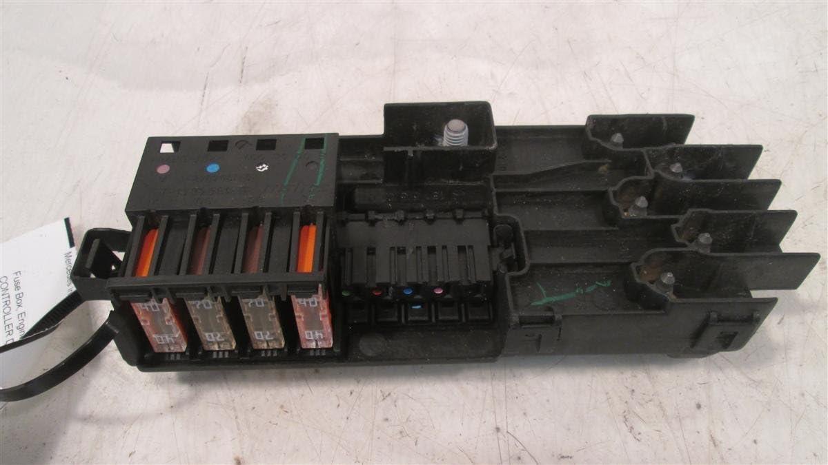 Mercede Ml350 Fuse Box