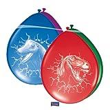 6 Dinosaurier Ballons