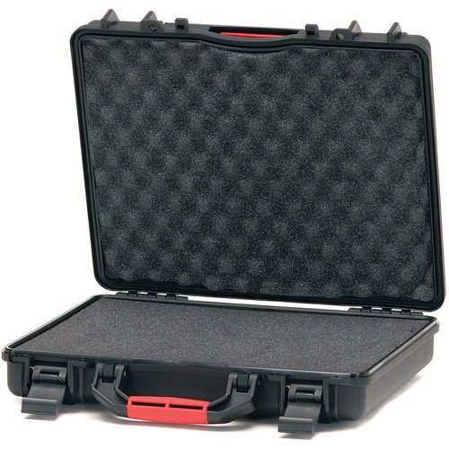 2580F Hard Resin Waterproof Laptop Case with Cubed Foam [並行輸入品] B07HH4SFFL