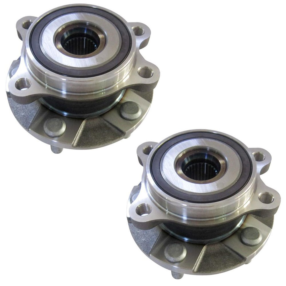 Nissan Sentra Service Manual: Front wheel hub