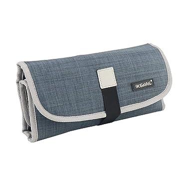 e0b557192a Amazon.com   Iksnail Electronic Organizer Travel Cable Cord Bag ...