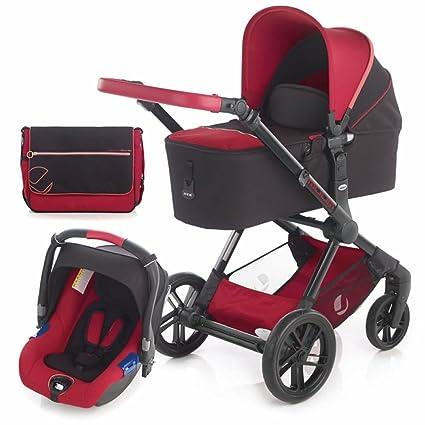 Jane Muum fórmula viaje System- S13 Scarlet: Amazon.es: Bebé