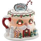 North Pole Village from Department 56 Santa's Hot Cocoa Café