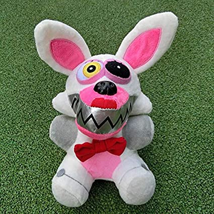 YOUHA Five Nights At FreddyS 4 Plush Pendant FNAF Foxy ...