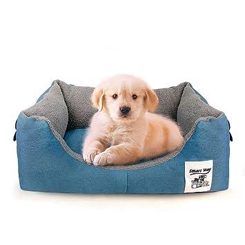 Camas para Perros, Sofa para Mascotas Gatos Pequeñas Cómodo ...