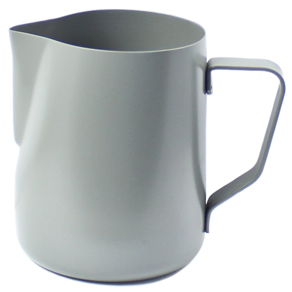 Zoie + Chloe 20 oz Non-Stick Stainless Steel Milk Steaming & Frothing Pitcher (600ml) - Coffee Latte Cappuccino by Zoie + Chloe