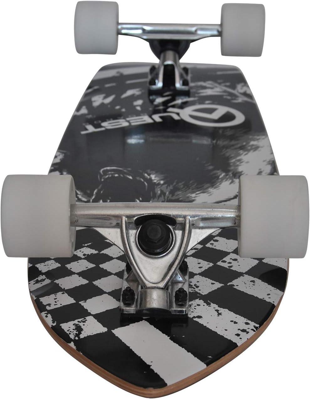 Quest Skateboards Calibear 36 Longboard