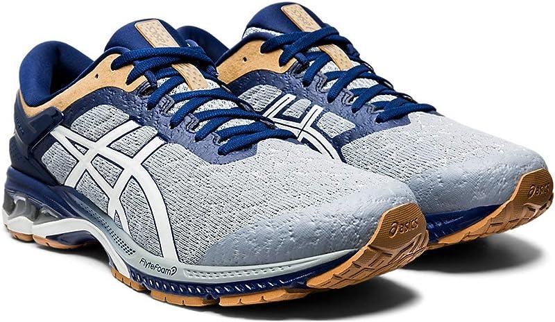 ASICS Gel-Kayano 26 Sneakers Herren Gletschergrau/Blau