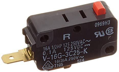 Amazon.com: Frigidaire 5304408938 Microondas Door Switch ...