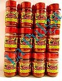 Pico Piquin Fruit Seasoning Hot Chili Powder Mexican Product 12 Total