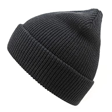 7d476f32d87 HILELIFE Knitted Slouchy Beanie Hats – Thick and Warm Winter Hat for Outdoor