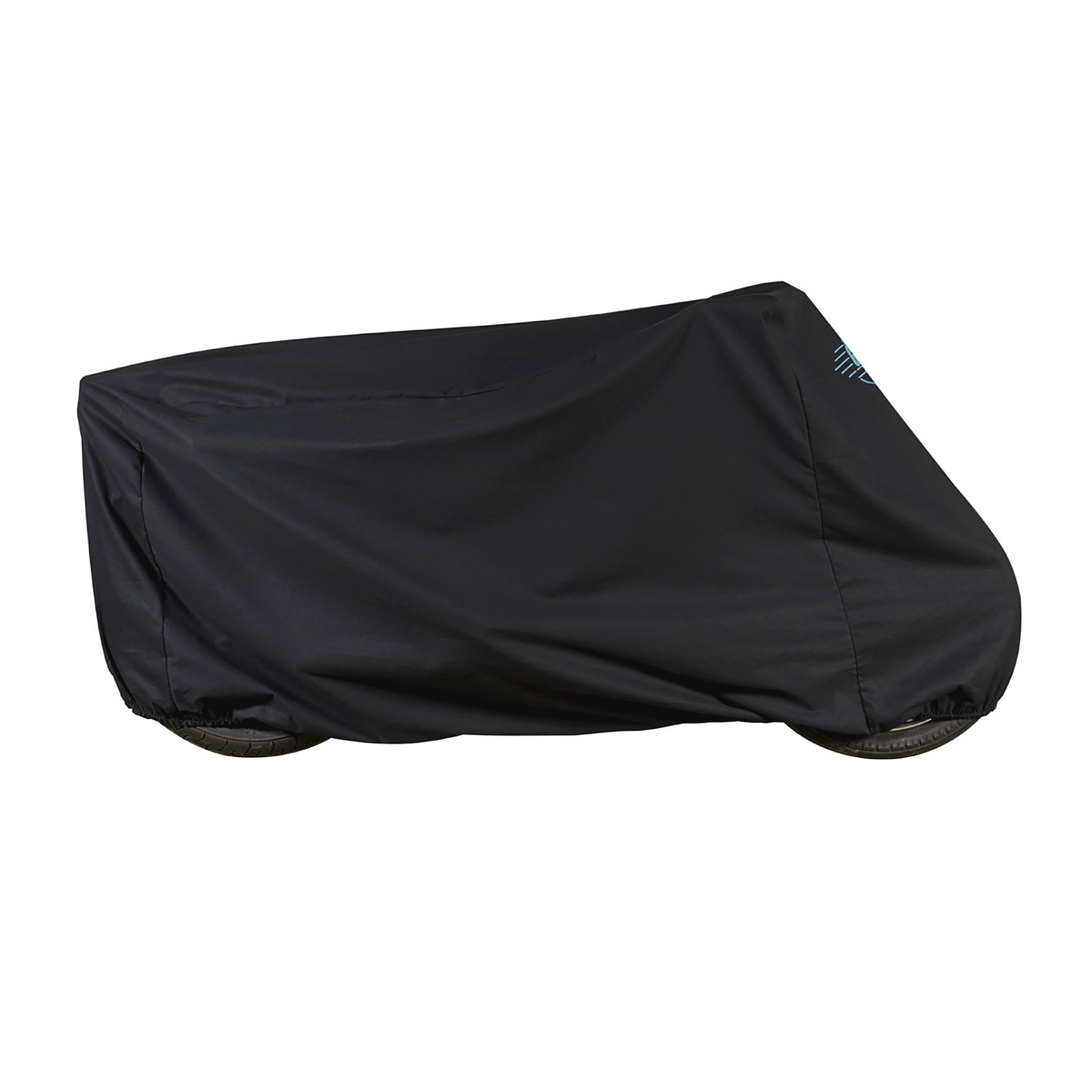 Guardian By Dowco - Indoor/Garage Breathable Motorcycle Dust Cover - Lifetime Limited Warranty - Napped Protective Interior - Black - Sportbike [ 51017-00 ]