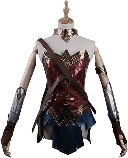 nihiug Batman Vs. Superman Wonder Woman Disfraz De Cosplay ...
