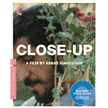 Close-Up (The Criterion Collection) [Blu-ray] by Criterion by Abbas Kiarostami