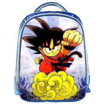 Dragon Ball Casual Impreso Mochilas Escolares para Mujeres y Hombres de Mochila para Mochila de Estudiante Mochilas Escolares Mochila Infantil: Amazon.es: ...