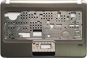 Laptop Replacement Palmrest Cover Case Fit HP Pavilion DM4-1000 DM4-2000 C Shell (Sliver)